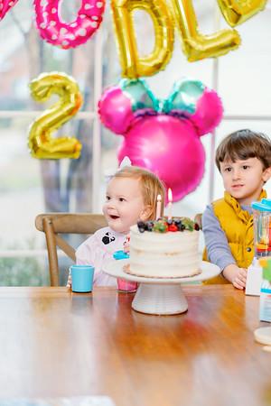 Laurel turns 2!