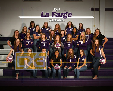 La Farge volleyball VB19