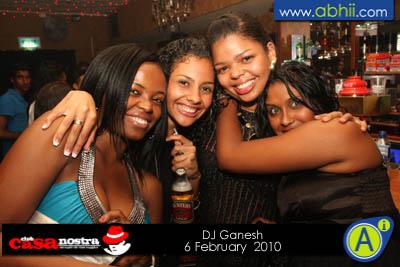 Casa - 6th Feb 2010