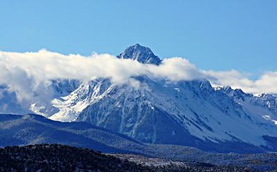 Mount Sneffels, San Juans