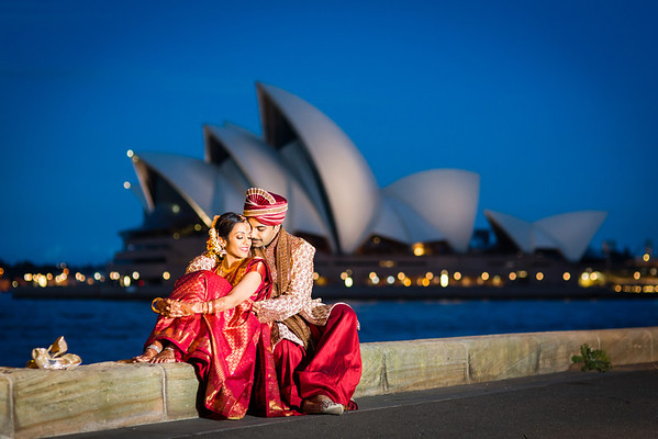Niru & Charlie's Wedding Part 3