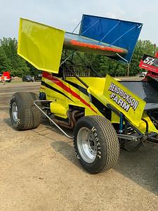 6-1-19 3/8 at Bridgeport Speedway