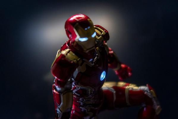 SHF iron man