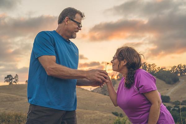 Vicki & Guy - Castro Valley, CA.