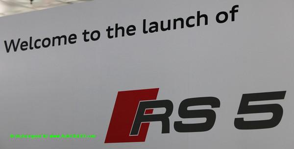Audi RS5 Launch, Sepang Circuit (Aug 2010)