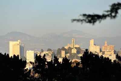 Presidio, San Francisco, September 20, 2012
