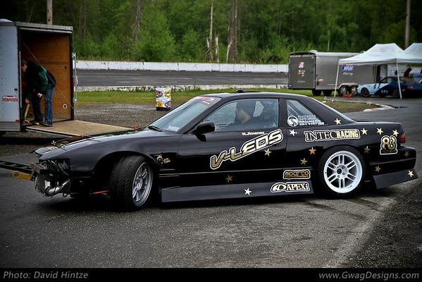 Evergreen Speedway Open Drift 5/23/10