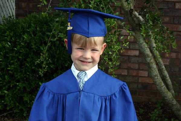Lane PreSchool Graduation 2009
