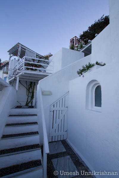 Santorini - Stairs up to other rooms.jpg