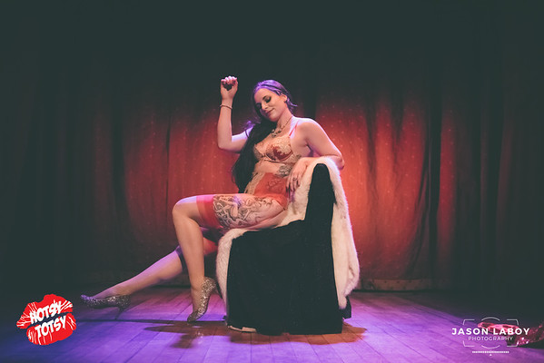 Hotsy Totsy Burlesque tribute to The Coen Brothers