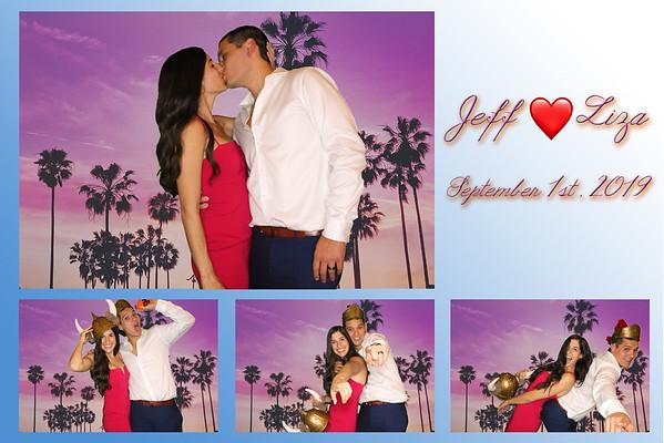Liza and Jeff's Wedding
