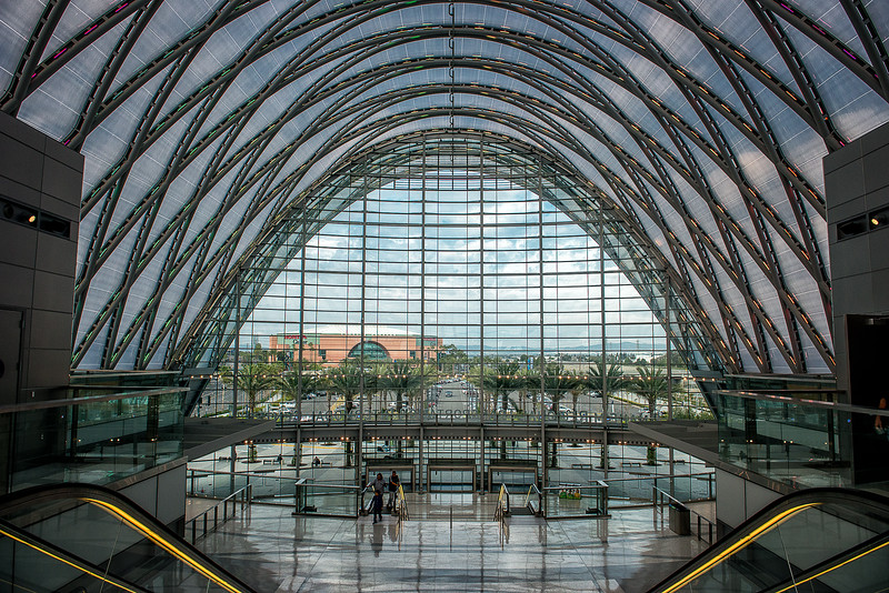 ARTIC Train Station - Anaheim, CA