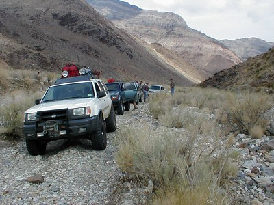 Panamint Valley Nov 2003