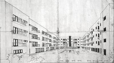 Cooperative Housing IV-V-VI, 1934-1936