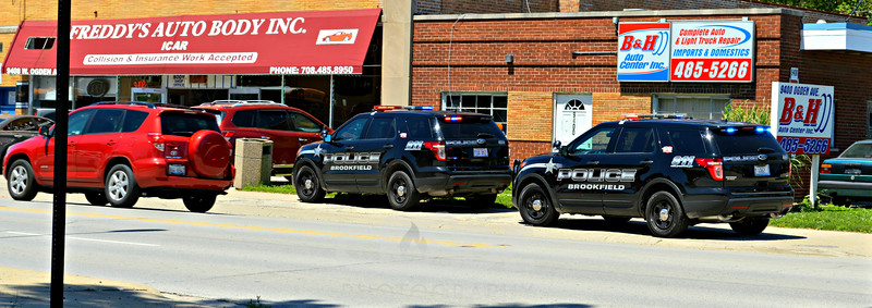 Brookfield Police