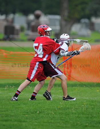 May 21 vs Lacrosse AM