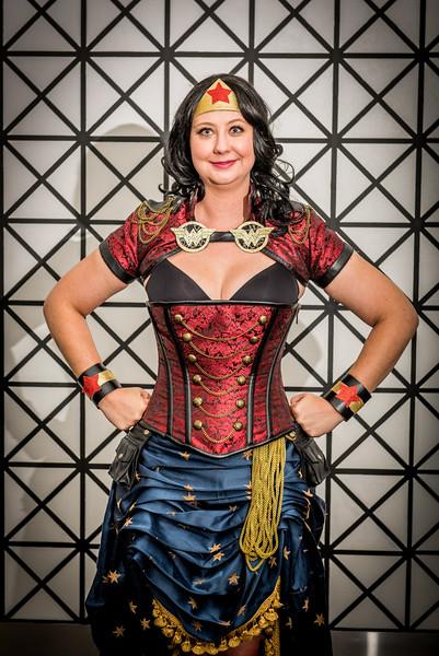 Victorian Wonder Woman