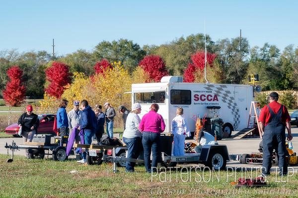 2018 KCRSCCA Solo Event #10