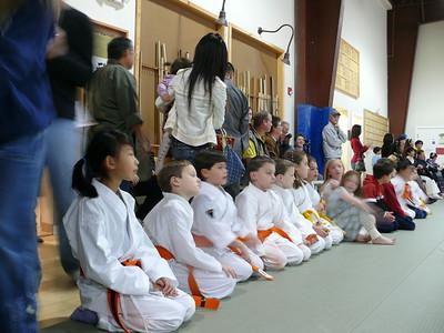 Children's Aikido Demonstration