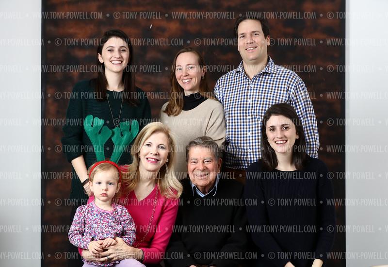 Cafritz Family Portraits