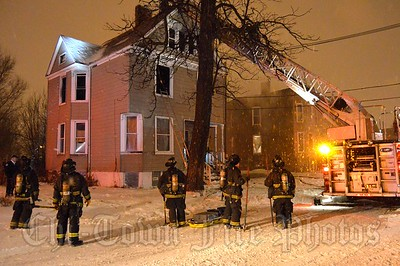 Working Fire @ 6648 S Union Ave