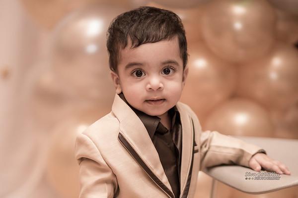 Seyon Thevendriya 1st Birthday