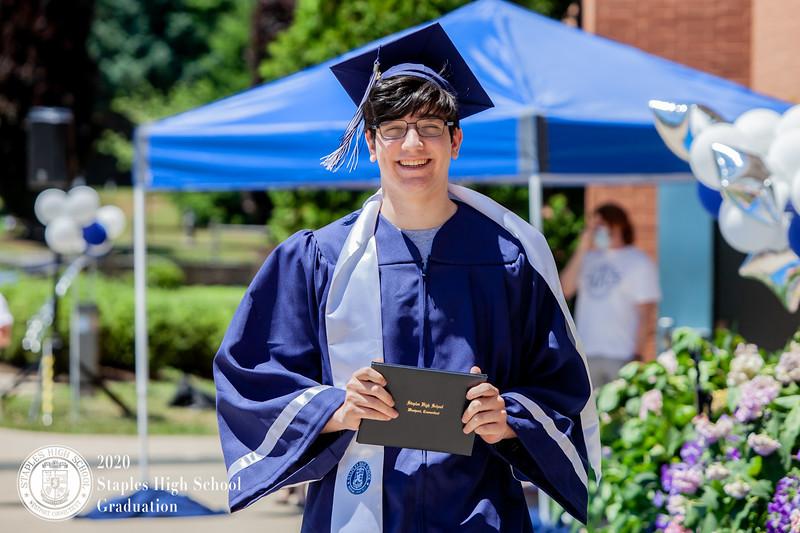 Dylan Goodman Photography - Staples High School Graduation 2020-534.jpg
