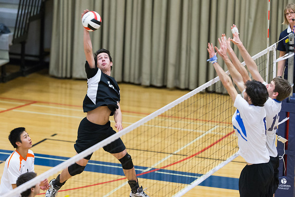 Provincial 5A Volleyball