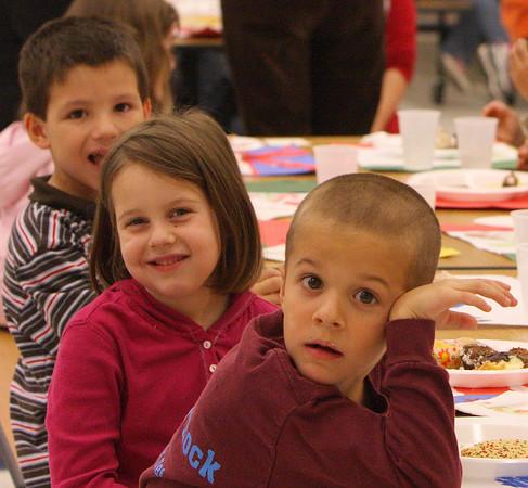 1st Grade Feasting Festival 2007