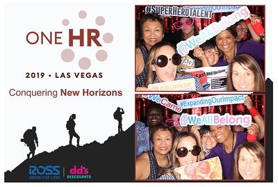 ONE HR Conquering New Horizons Las Vegas 2019