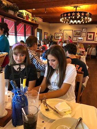 2017-05-13 Special Olympics banquet and tennis tournament