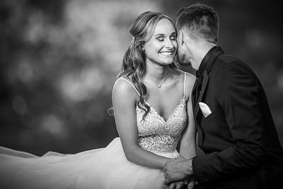 Halle & Blake  |  Wedding Pictures