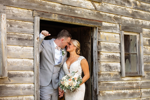 Kimberly + Brent Wedding - 7.28.18