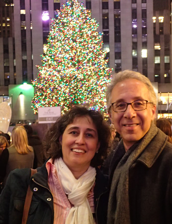 Christmas in NYC 2015