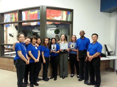 05-07-2014 Hernandez assembly, RRISD Food Services winner