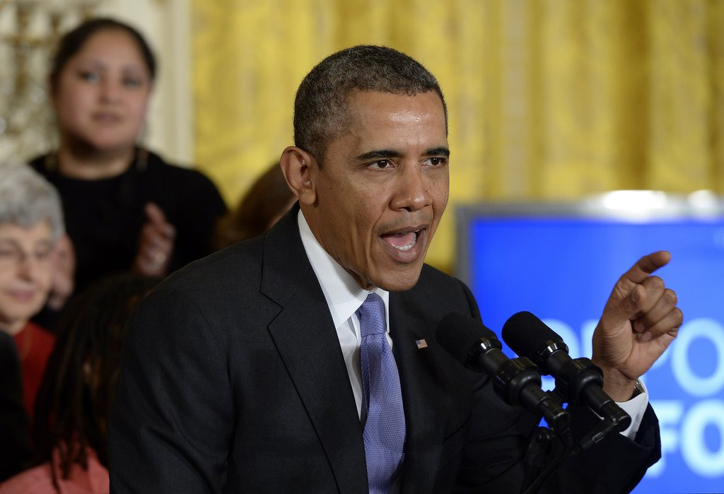 ". <p><b> Critics of President Obama this week pointed out that he has done this 442 times since taking office in 2009 � </b> <p> A. Proposed a tax hike <p> B. Criticized Republicans <p> C. Gone on vacation <p><b><a href=\'http://www.atr.org/obama-has-proposed-442-tax-hikes-taking-office\' target=""_blank\"">HUH?</a></b> <p>    (AP Photo/Susan Walsh)"