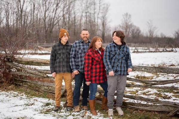 Loyer Family 2020