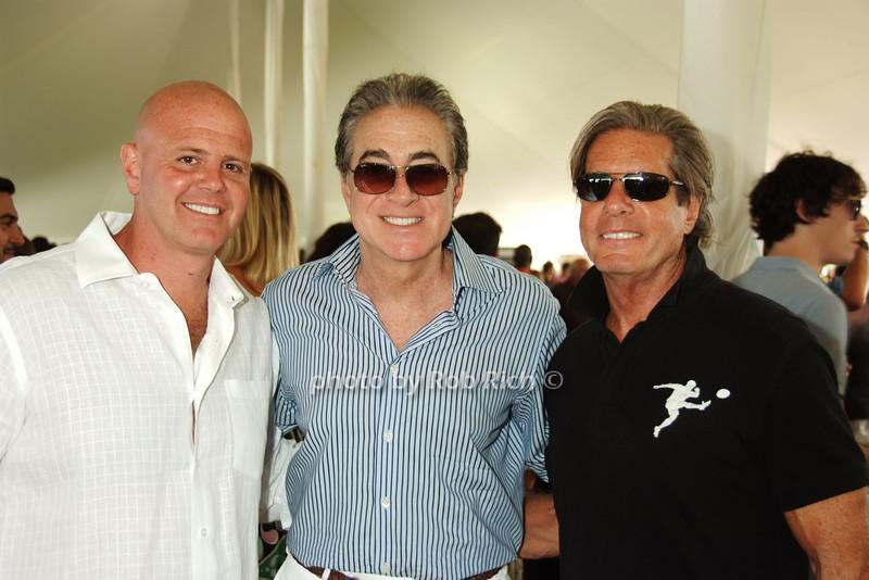 Ian Behar, Jeffrey Marcus, Bruce Lipnick photo by Rob Rich © 2008 516-676-3939 robwayne1@aol.com
