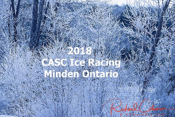 PMSC 2018 Ice Racing