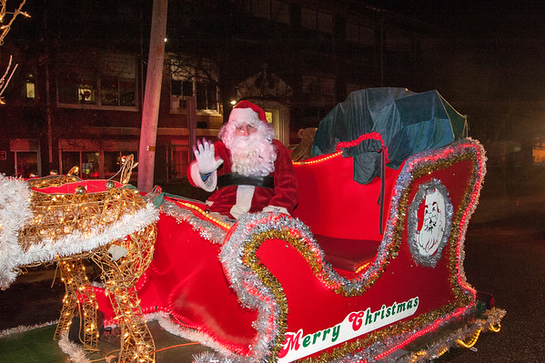 2014 Borough of Atlantic Highlands Santa