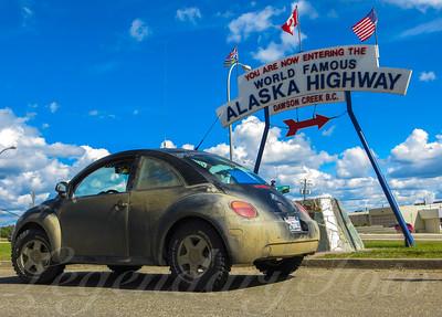 2013 July Alaska Highway