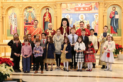 Divine Liturgy in St. Clair Shores