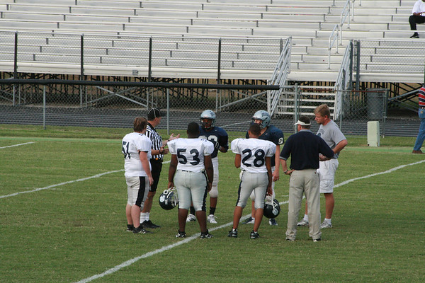 MCHS vs. Warren Central    Freshmen