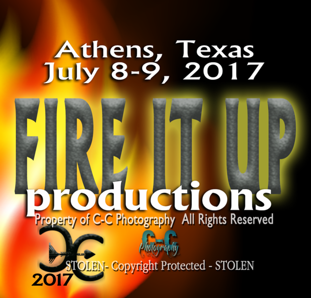 Fire It Up Athens Tx Living Quarters Trailer July 8-9 2017