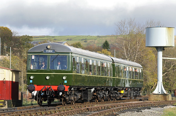 4th November 2017: East Lancashire Railway Scenic Railcar Weekend