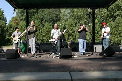 2007 OUAB Showcase of Ohio Concert