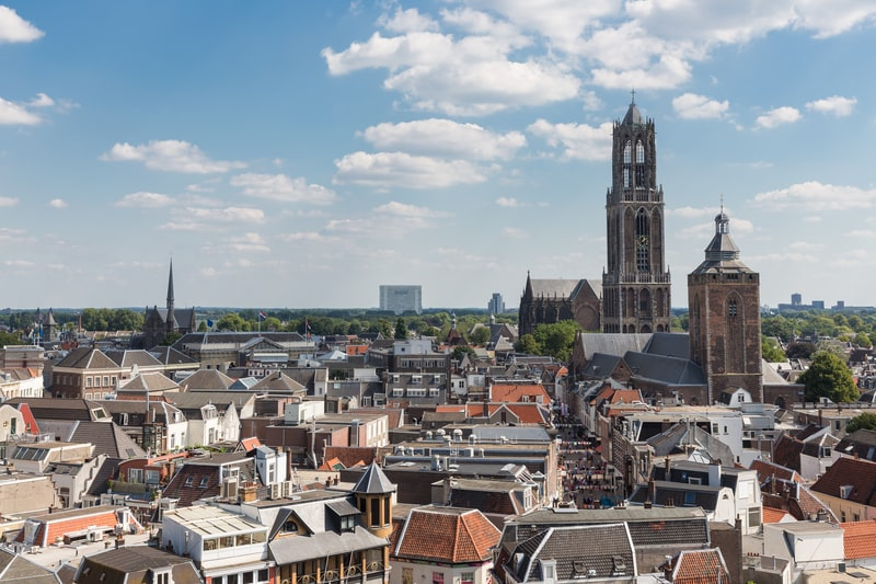 weekend trips from amsterdam to utrecht