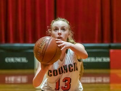 Girls Varsity Basketball vs Tri-Valley