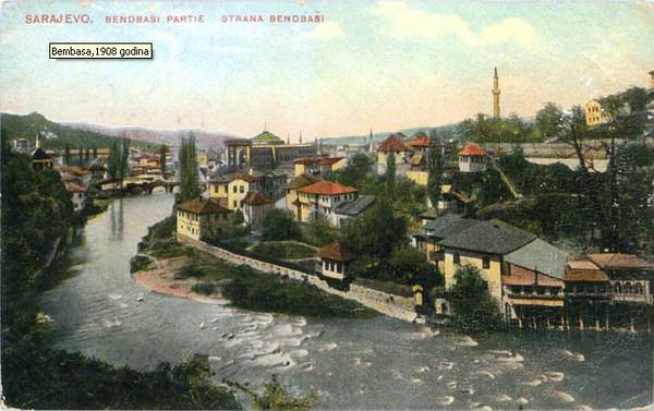 Bentbaša - 1908.