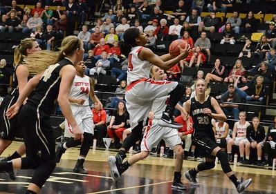 Basketball - LHS Girls 2015-16 - Jefferson City Districts